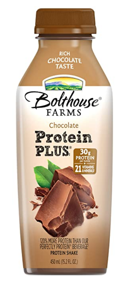 BolthouseChocolateProteinPlus